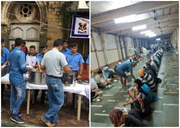 mumbai rains how people are helping each other