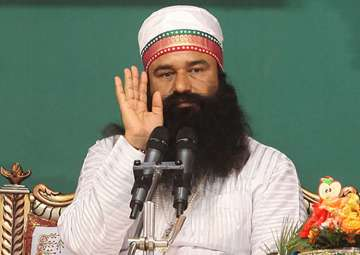Dera chief Ram Rahim - India TV