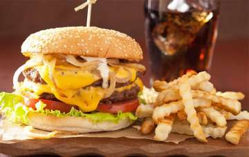 fast food restaurants and weight gain