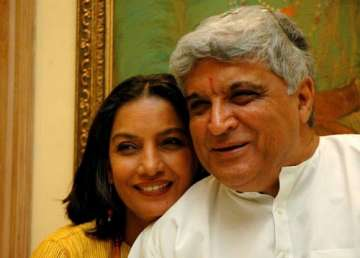 Javed Akhtar and wife Shabana Azmi to be feted at...