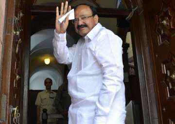 Venkaiah Naidu: A witty one-liner Vice President...