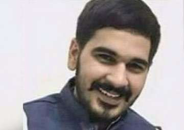 File pic of Vikas Barala - India TV