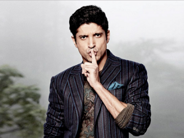 Farhan says his appearance in the film Daddy was...