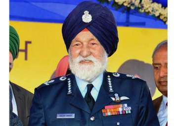 State funeral for Marshal of AIF Arjan Singh...