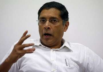 File pic of CEA Arvind Subramanian - India TV