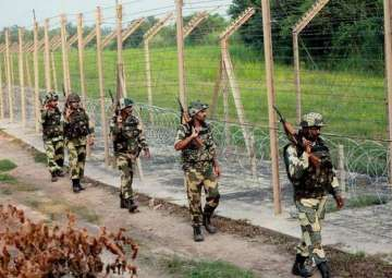 Representational pic - BSF unearths tunnel being...