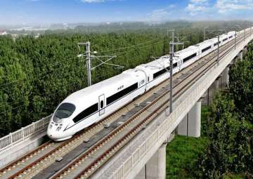 'Pleased' at Indo-Japan high speed rail...