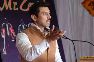Rajyavardhan Singh Rathore, All India Institutes