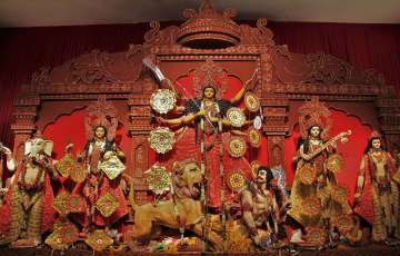 Durga puja history and significance - India TV