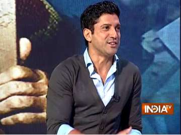 Farhan Akhtar speaks about his upcoming film...