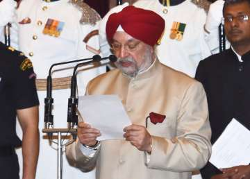 Hardeep Puri: Journey from diplomacy to...