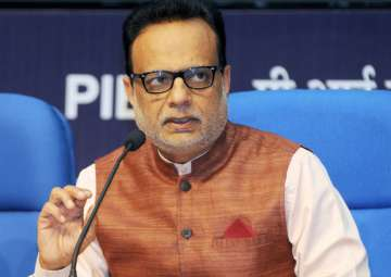 Revenue Secretary Hasmukh Adhia - India TV