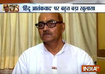 Retired Major Ramesh Upadhyay - India TV