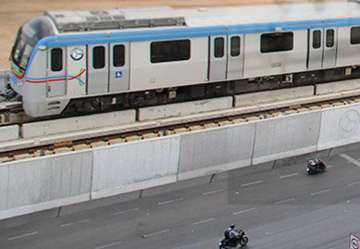 Hyderabad Metro's 30-km stretch likely to be...