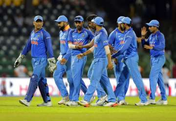 Live cricket score India vs Australia 2017 hotstar