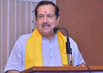 File pic of RSS functionary Indresh Kumar - India...