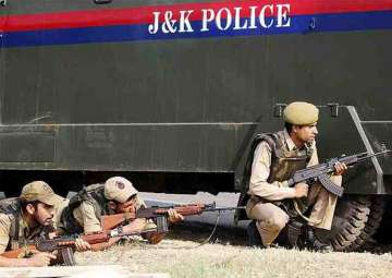 Policeman martyred, two injured in Kashmir attack...