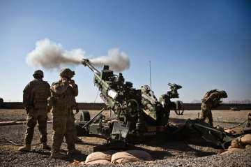 Faulty ammunition reason behind M-777 howitzer...