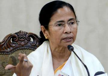 File pic of WB CM Mamata Banerjee - India TV