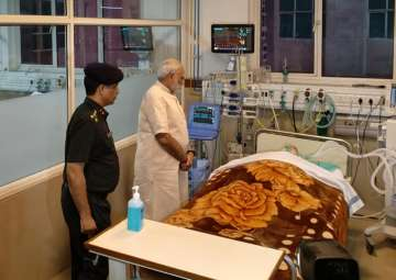 IAF Marshal Arjan Singh critically ill, PM Modi...
