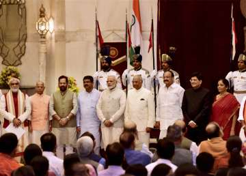 PM Modi picked new faces to deliver on his new...