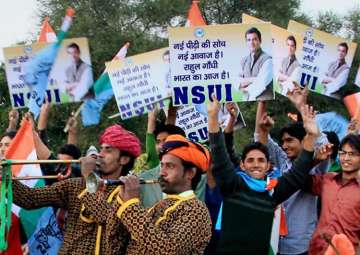 NSUI alleges tampering of DUSU results at behest...