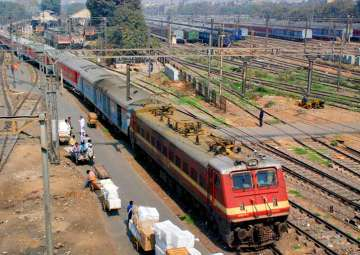 50% of train tickets purchased in cash in India:...