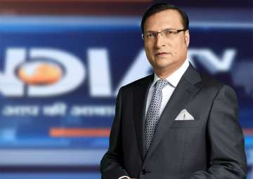 India TV Chairman and Editor-in-Chief Rajat...