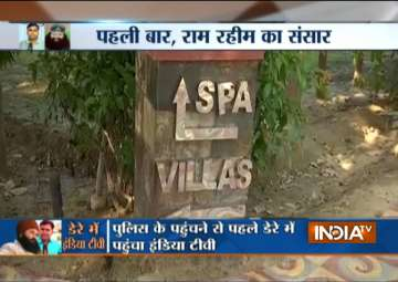 Exclusive Video: All about Ram Rahim's...