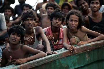 Centre firm on deporting Rohingyas, asks SC not...