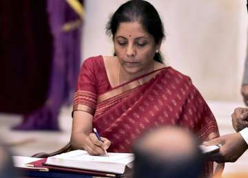 RSS hails Sitharaman's elevation as Defence...