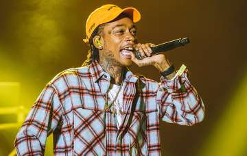 Rapper-actor Wiz Khalifa to perform in India this...