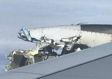 Air France plane forced to land in Canada with...