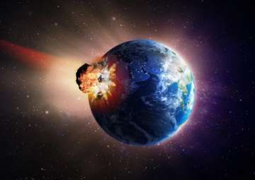 Representational pic - House-sized asteroid may...
