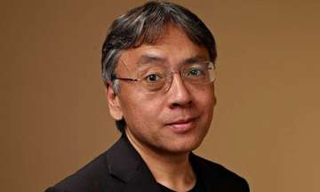 Kazuo Ishiguro named Nobel Prize winner in...