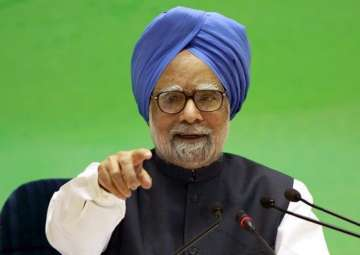 File pic of Manmohan Singh - India TV