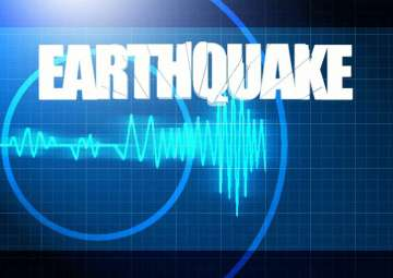 Representational pic - Twin earthquakes hit...