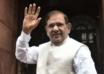 Sharad Yadav - India TV