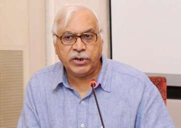 File pic of SY Quraishi - India TV