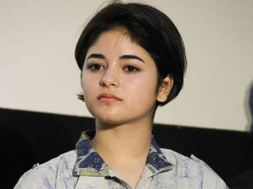 Secret Superstar, Zaira Wasim