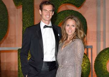 Andy Murray becomes a father for second time