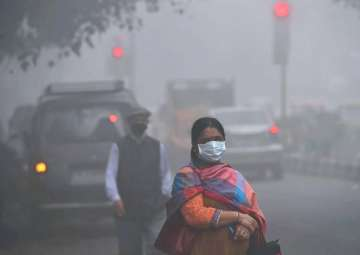 Air pollution rises in Delhi-NCR as stubble...
