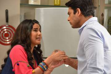 Dil se Dil Tak: Parth is upset with Teni, find...
