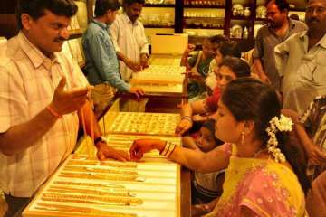 Gold demand in India stood at 193 tonnes during...