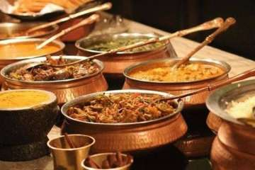 GST rate on restaurants was slashed to 5 per cent...