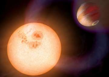 Scientists discover 'Hot Jupiter' with deadly...