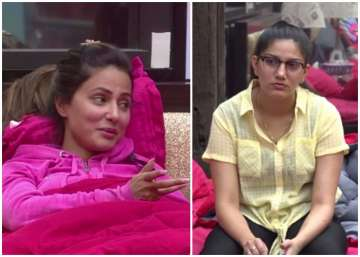 Bigg Boss 11 Have a look at the contestants...