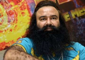 Rape convict Ram Rahim enjoying VIP perks in...
