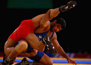 National Wrestling Championships
