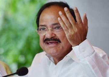 Naidu also stressed on the need to educate people...